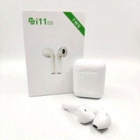 Bluetooth - гарнитура  AirPods i11 White