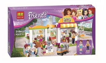 Конструктор Lego friends (Лего друзья) Супермаркет 10494, 37012