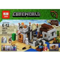 Конструктор Лего 18019 CUBEWORLD 531 дет