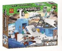 Конструктор Лего 11266  MY WORLD 365+  ДЕТ