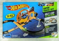 Хот вилс трек с 2 машинами 8827 Hot wheels