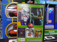 Картридж Сега 5в1  AA-5101  BATMAN RETURNS,  JOKER/ TOM & JERRY/ M K 3 ULTIMATE+.