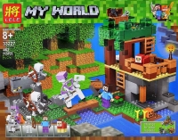 Конструктор Лего 33227 My world 462 дет