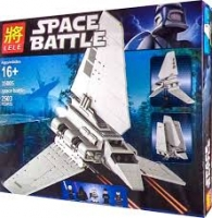Акция. Конструктор Лего 35005 SPACE BATTLE 2503 ДЕТАЛЕЙ